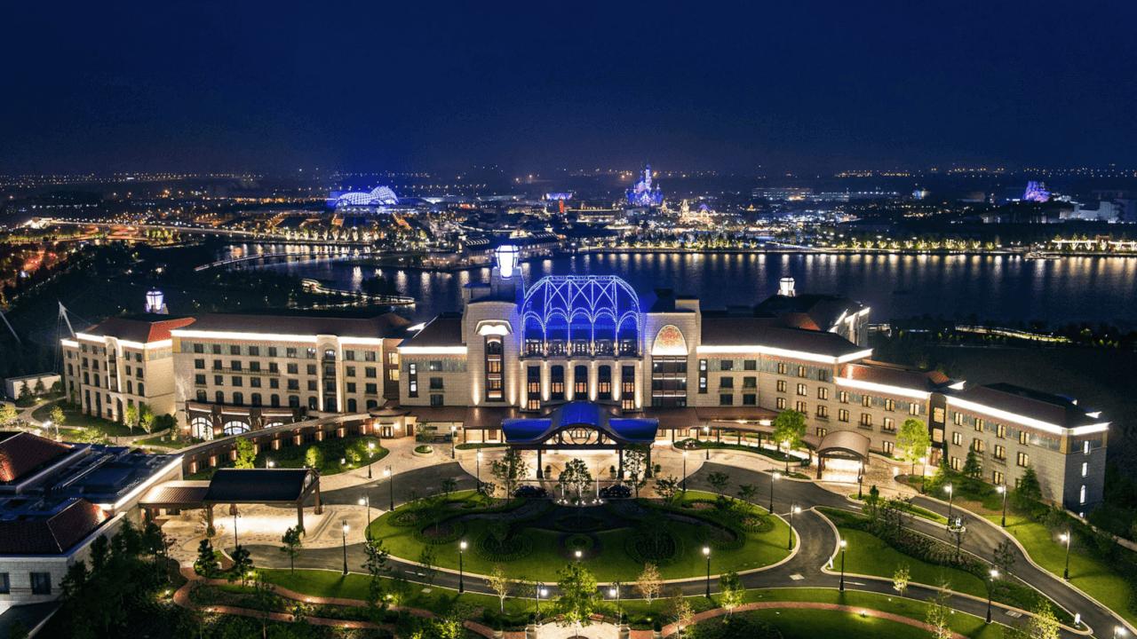 上海ディズニーランドへgo!公式ホテルって、どんな感じ?|世界でハシゴ酒